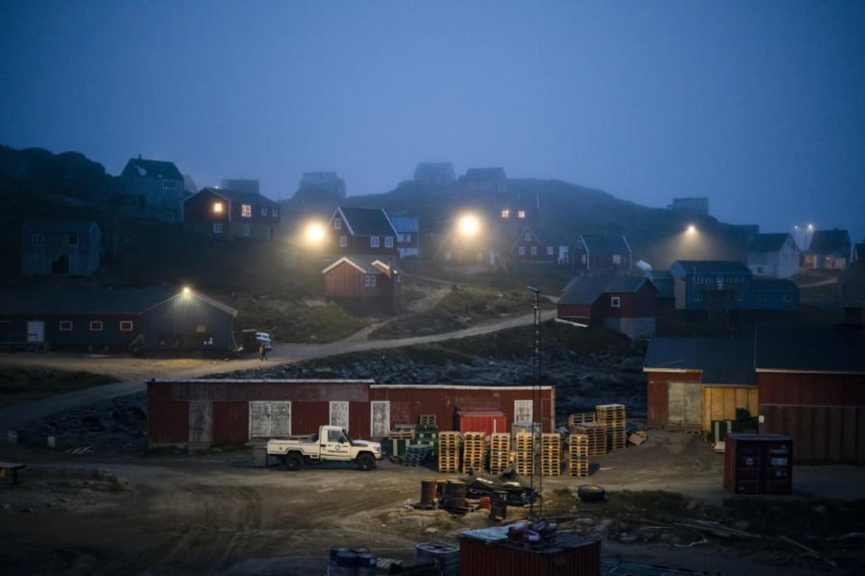 In Spotlight After Trump Offer, Greenland Sees Chance for Economic Win