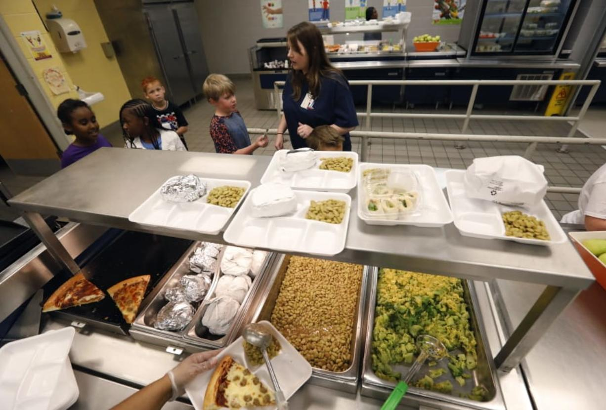 What's on school lunch menus this fall? Trade mitigation