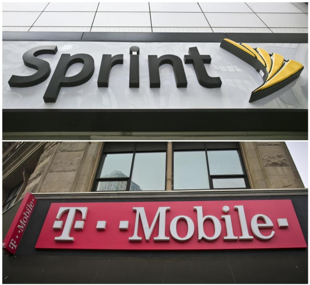 Texas joins suit to stop T-Mobile, Sprint deal - Columbian com