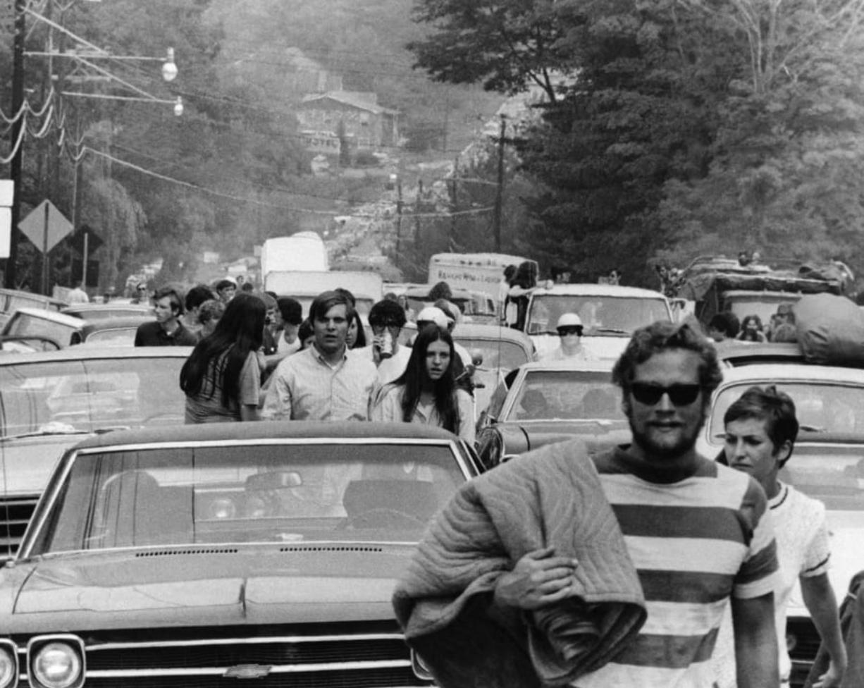 5 myths about the famous Woodstock festival - Columbian com