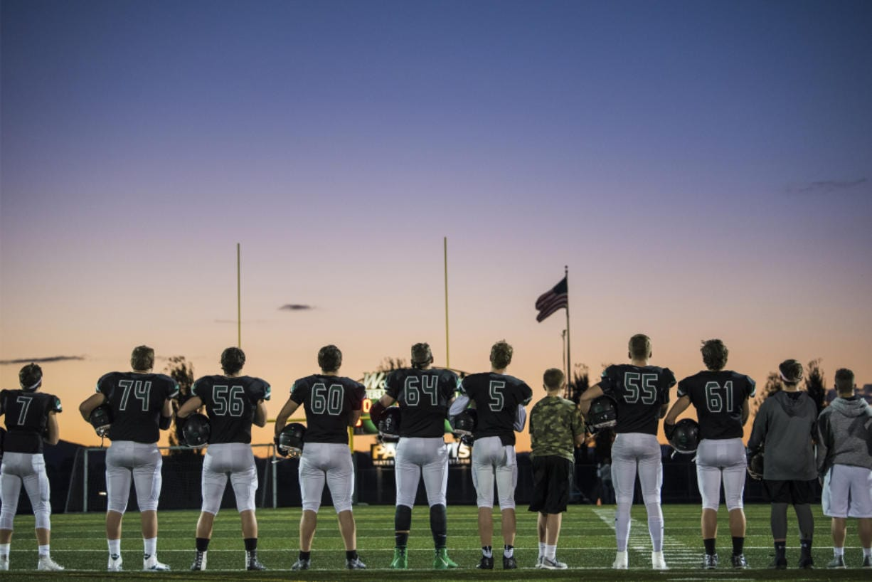 Woodland is coming off a second-place finish in the 2A GSHL behind a senior-heavy roster. Now, this year's younger team is looking to make its own identity.