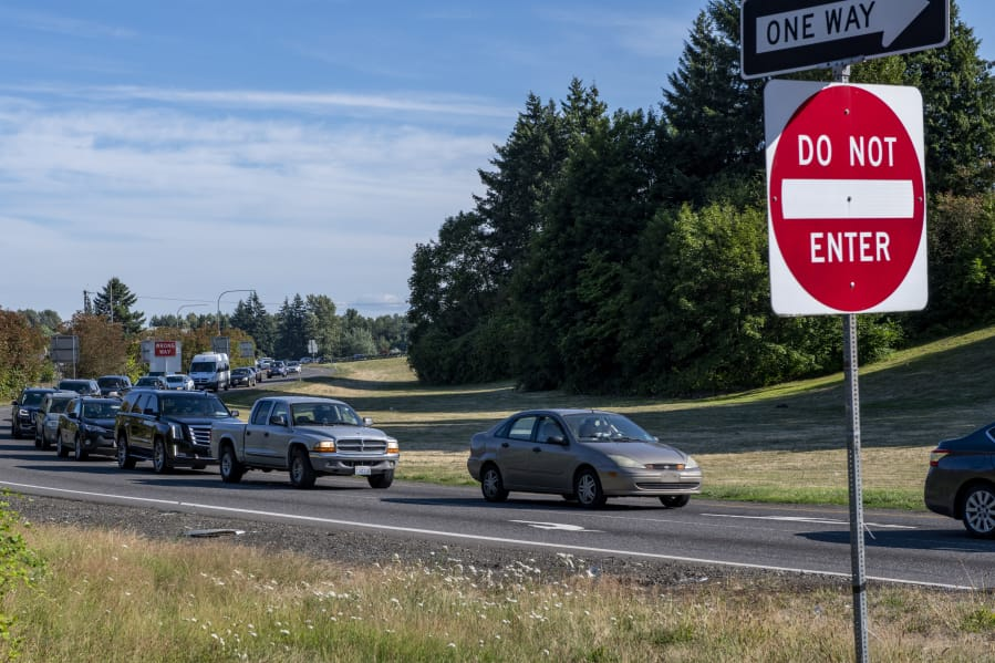 Woodland, Cowlitz County at odds over development fees