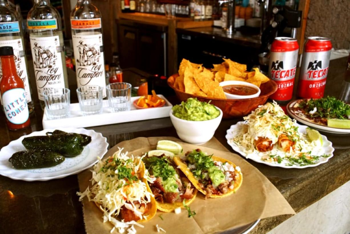 Get your fill of chips, tacos, cocktails and beer at Tacos, Tequila & Cervezas on Sept. 6 and 7.