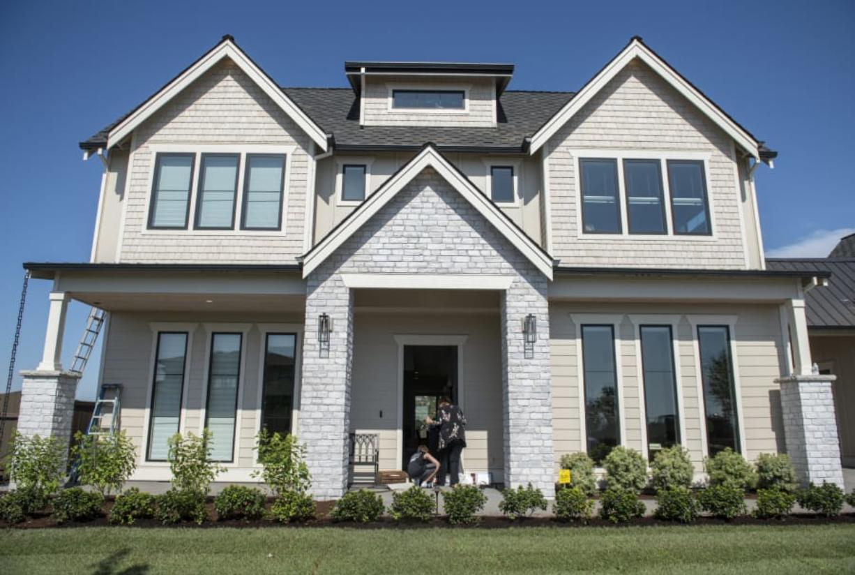 Awe Inspiring Parade Of Homes Opens Its Doors Friday In Camas Columbian Com Home Remodeling Inspirations Genioncuboardxyz