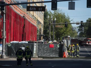 Natural Gas Leak in Downtown Vancouver