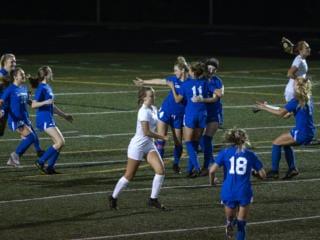 Ridgefield vs. Hockinson Soccer