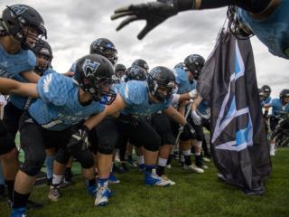 Football – Hockinson vs Archbishop Murphy