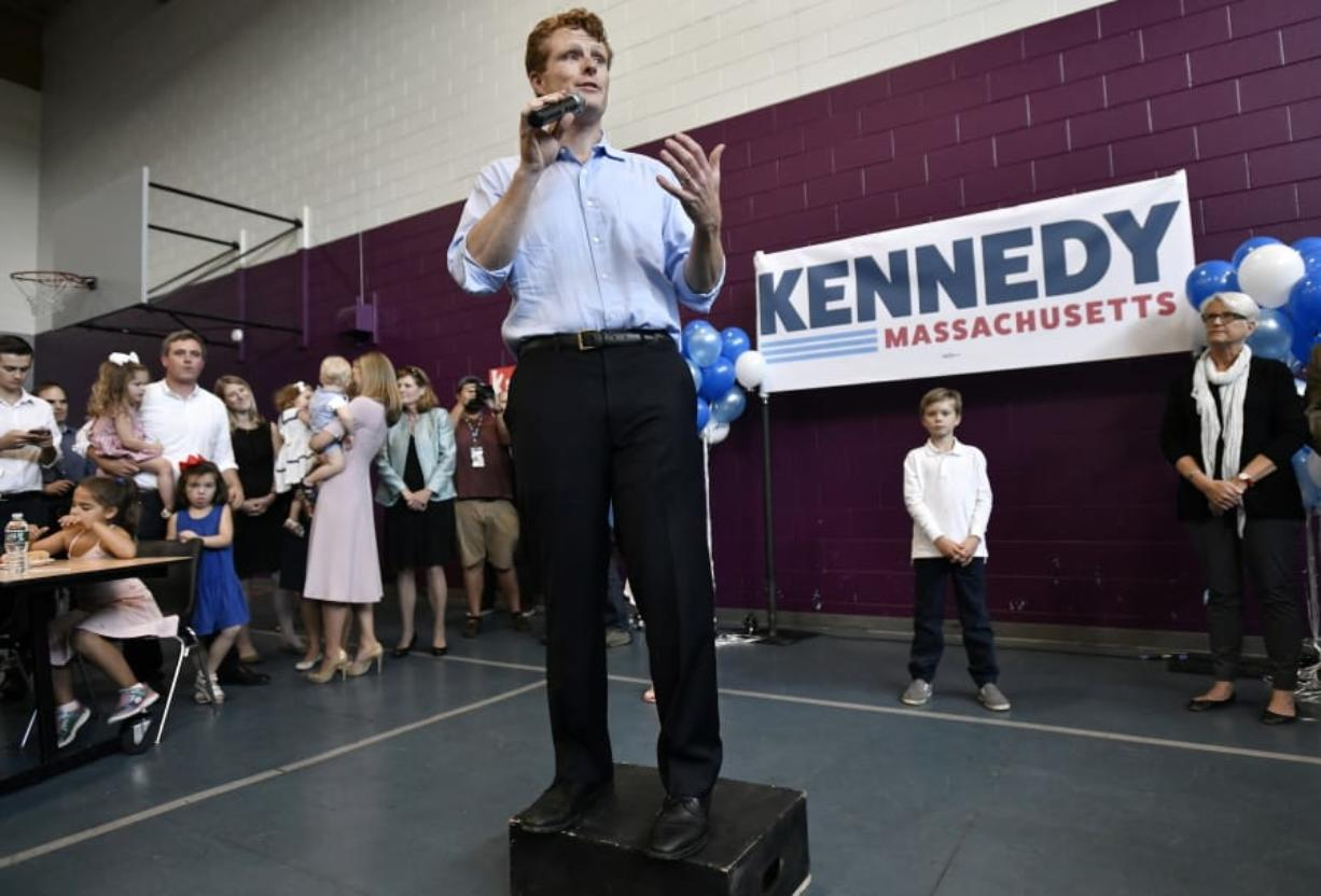 Joe Kennedy III Launches Primary Campaign for US Senate Seat in Massachusetts