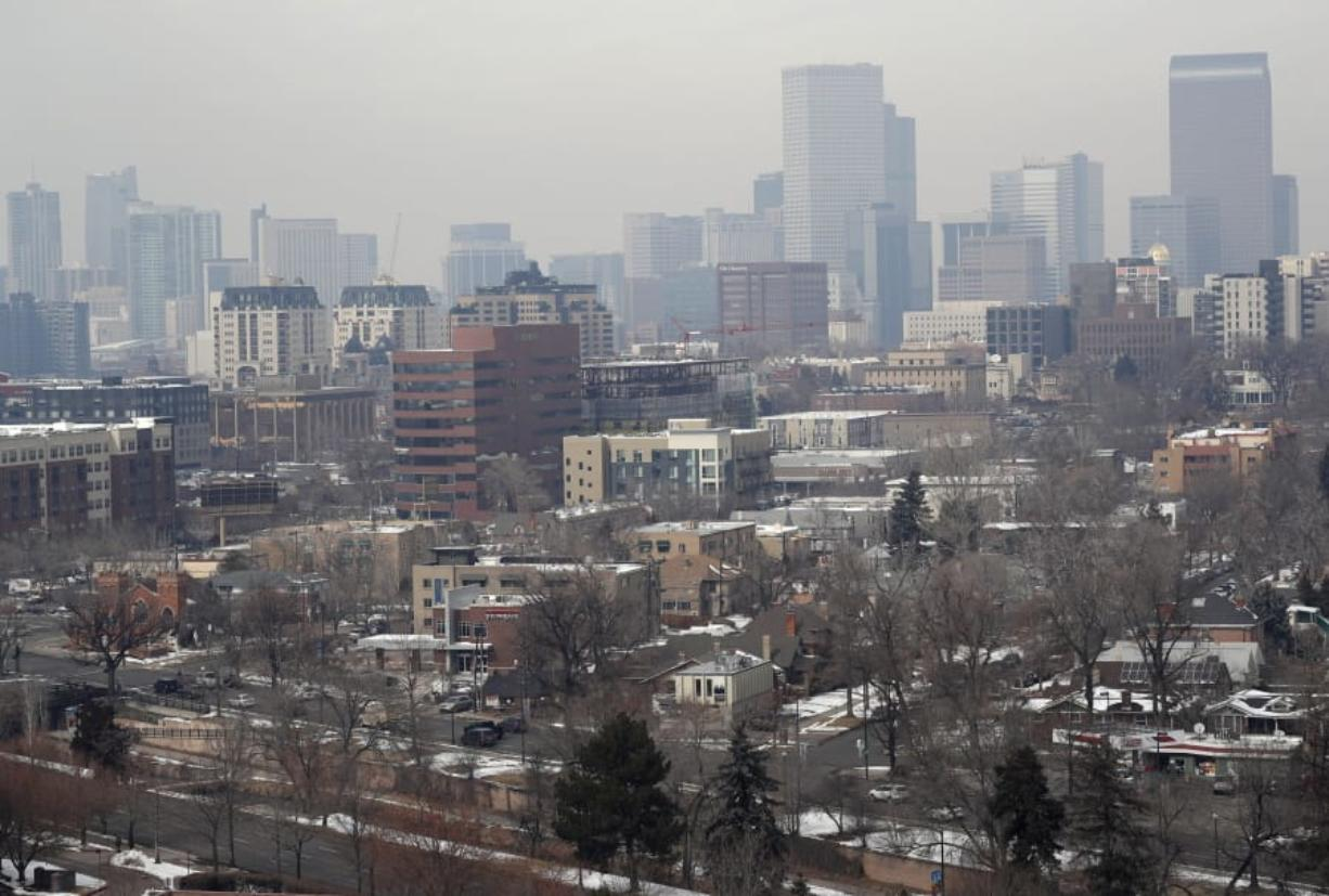 Colorado asks EPA to lower state's air rating - Columbian com