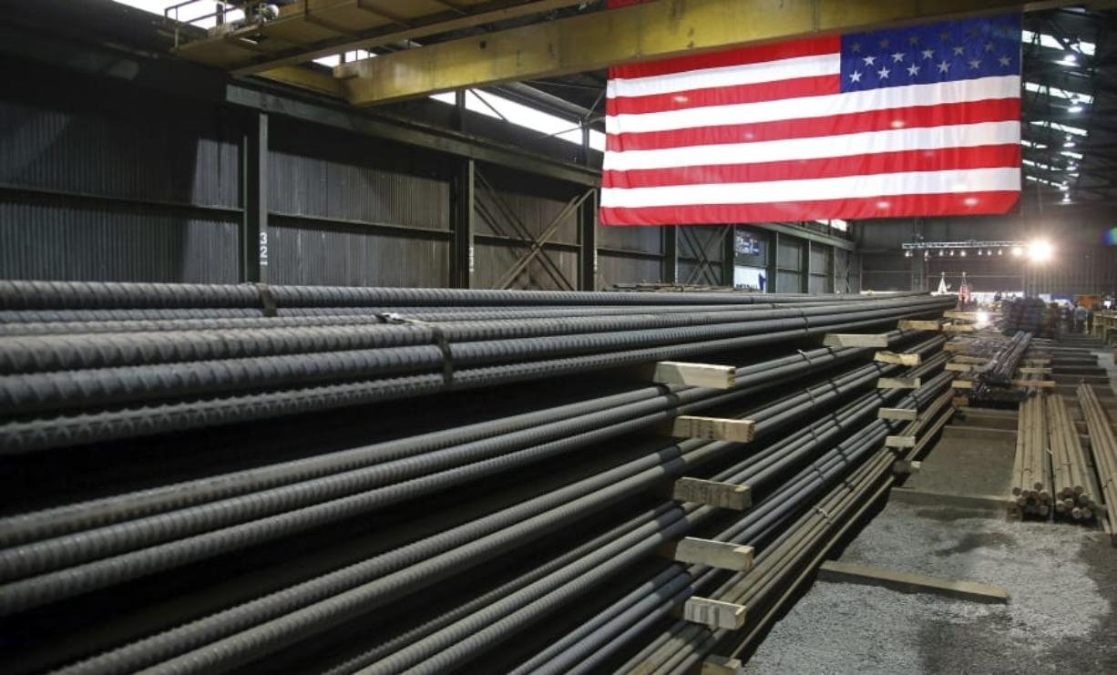 In trade fights, Trump targets U S  allies, too - Columbian com