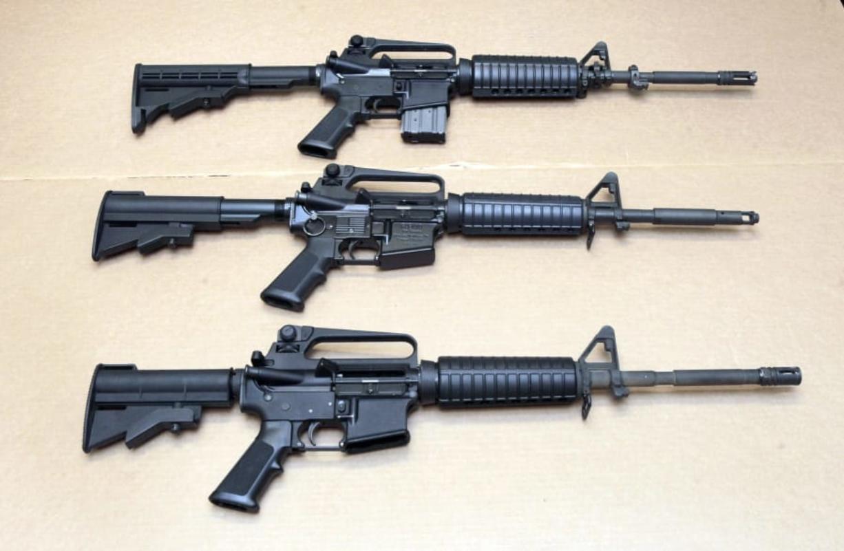 Colt Ending Production of AR-15s for Civilian Market