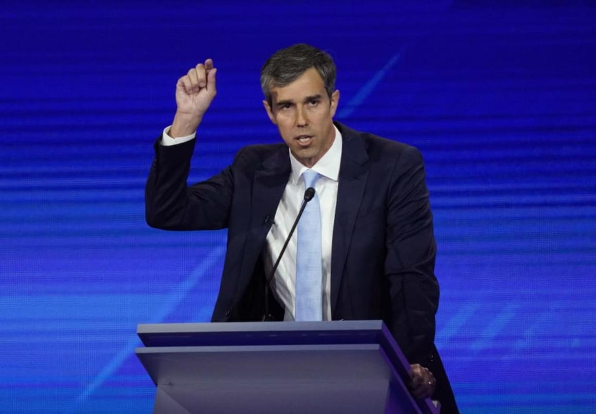 Beto O'Rourke believes buybacks are a winning issue