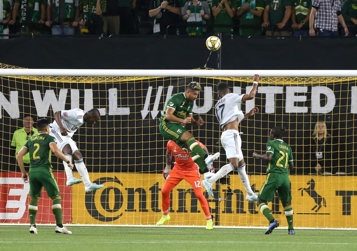 Costs Timbers Victory Vs New England