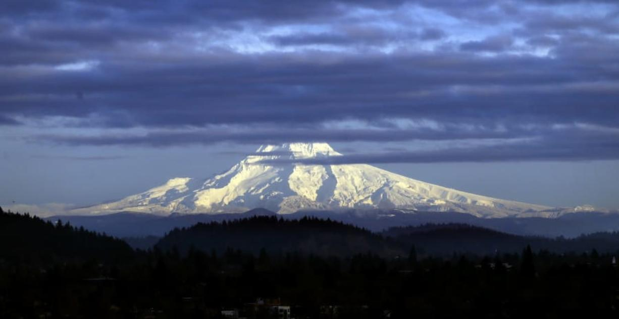Next week, the Cascades Volcano Observatory will install three seismic and GPS stations on the west, north and east flanks of Mount Hood to improve the ability to detect the beginning signs of an eruption.