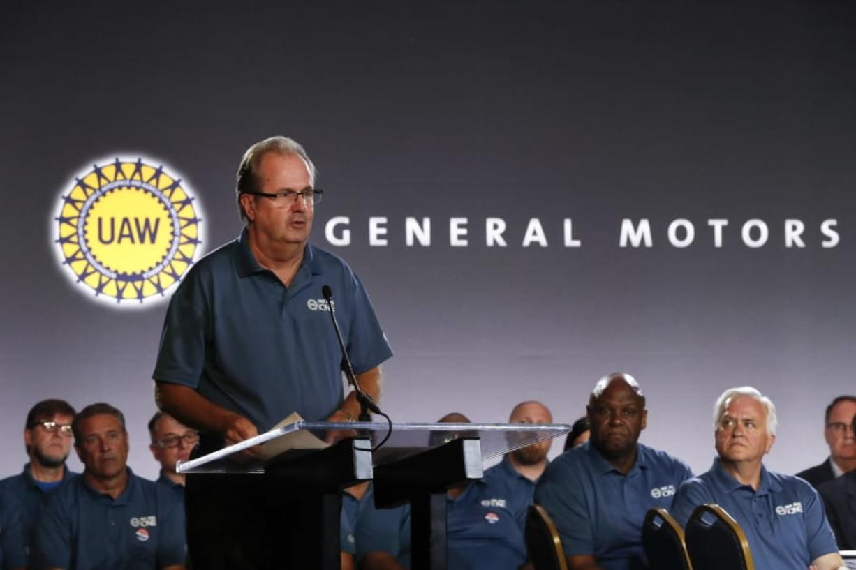United Auto Workers vote to allow strikes against Detroit's Big 3 automakers