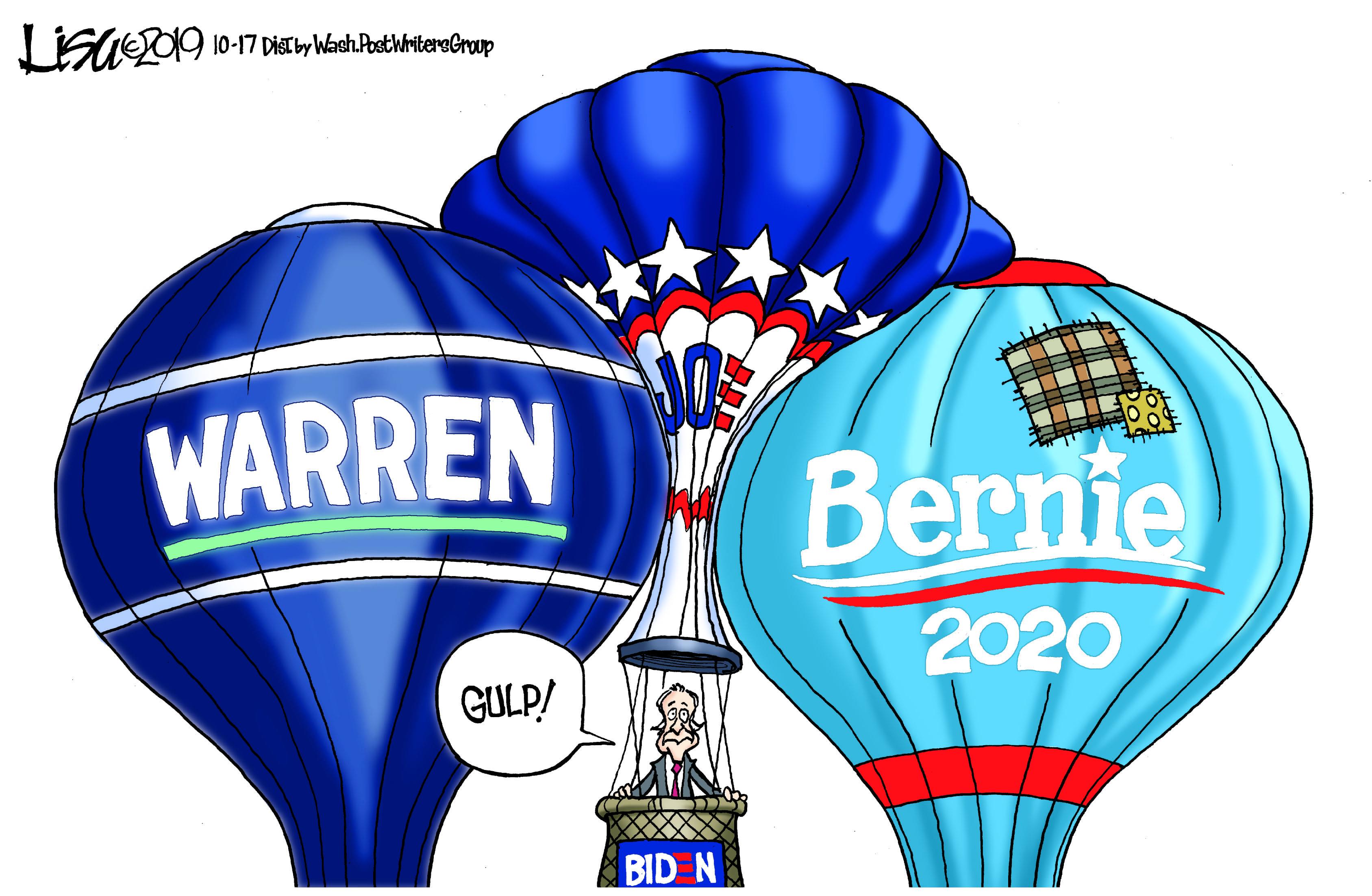 Oct. 19: Democrats Hot Air