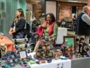 The Terminal 1 Night Market at WareHouse '23 features more than 80 artisan vendors, live music, food and fun for kids.