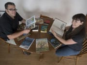 Vancouver residents Dustin and Deidra White's hobby of treasure hunting has brought them closer together.