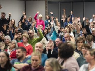 Gallery: Sex Education discussion at Battle Ground School Board