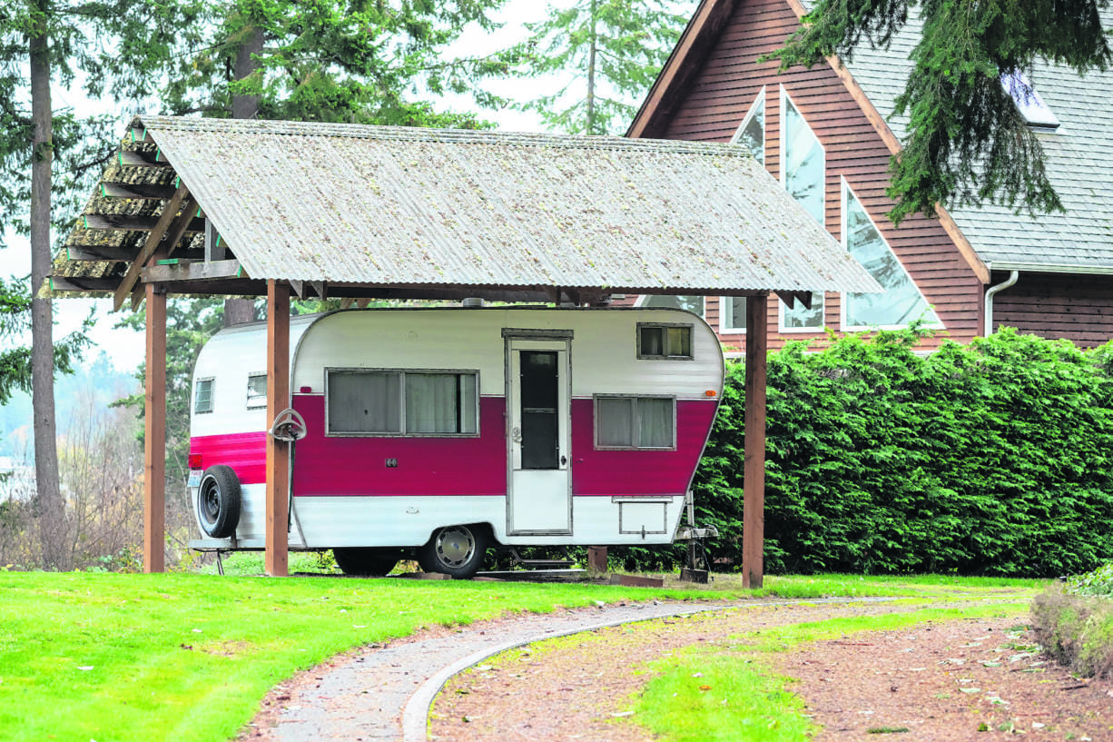 Used RVs can be treated well and kept in excellent condition, but make sure you tour it before you purchase a used rig.