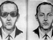 "Based on recollections of passengers and crew, this undated FBI artist's sketch is the only educated glimpse we've ever had of Dan Cooper, who was misidentified as ""D.B."" in a subsequent press report."