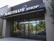 Nautilus Shop in Vancouver in 2017.