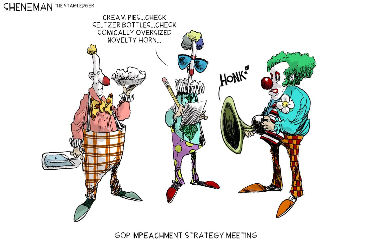 Nov. 16: GOP Strategy