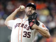 Houston Astros starting pitcher Justin Verlander has been awarded his second AL Cy Young Award winning in 2019 to go with his 2011 honor.