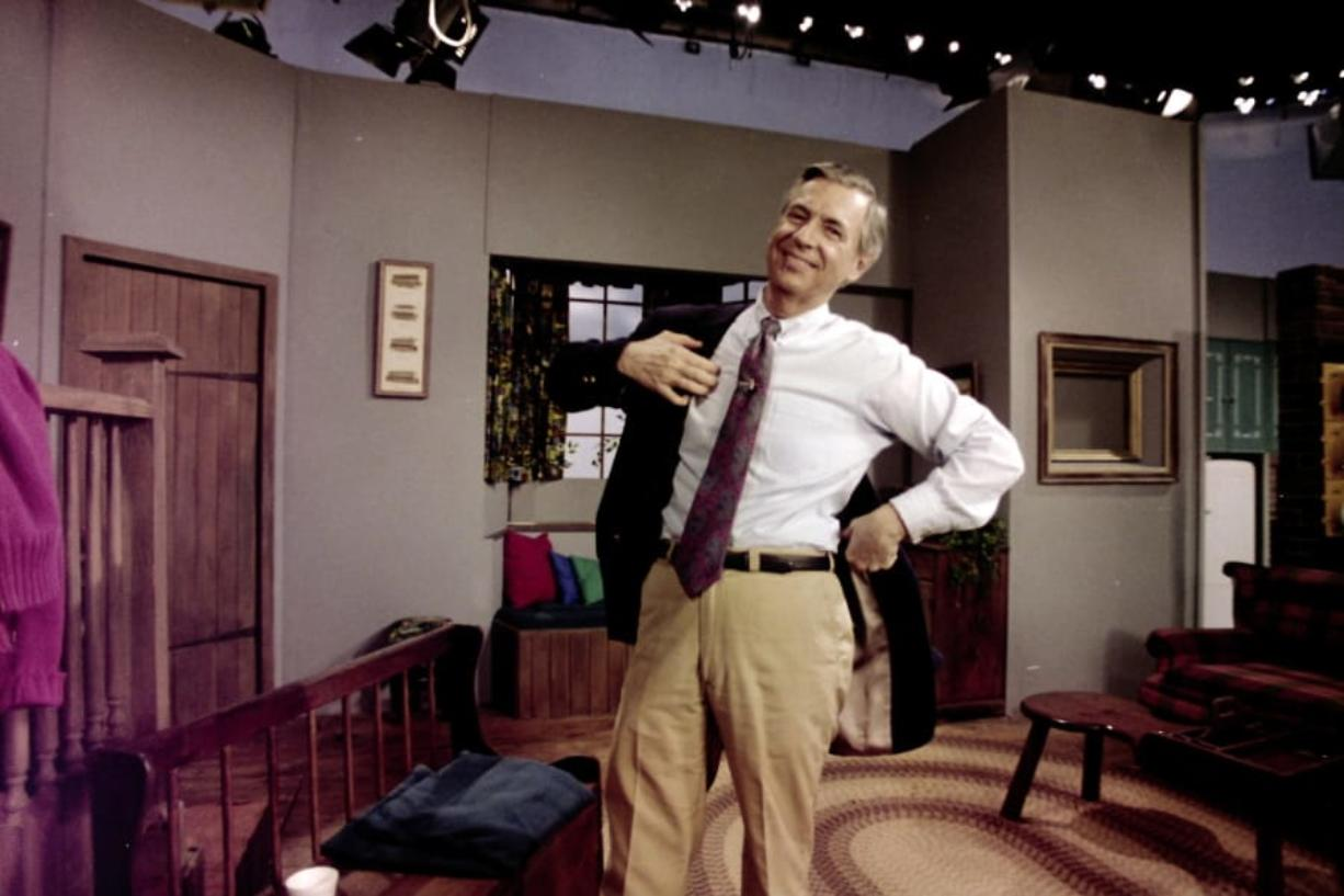 Across Mister Rogers Actual Neighborhoods His Faith Echoes Columbian Com