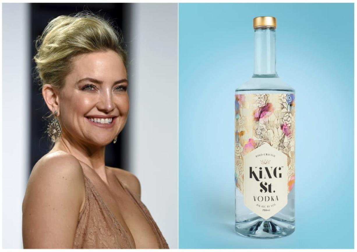 Kate Hudson and her gluten-free, non-GMO King St.