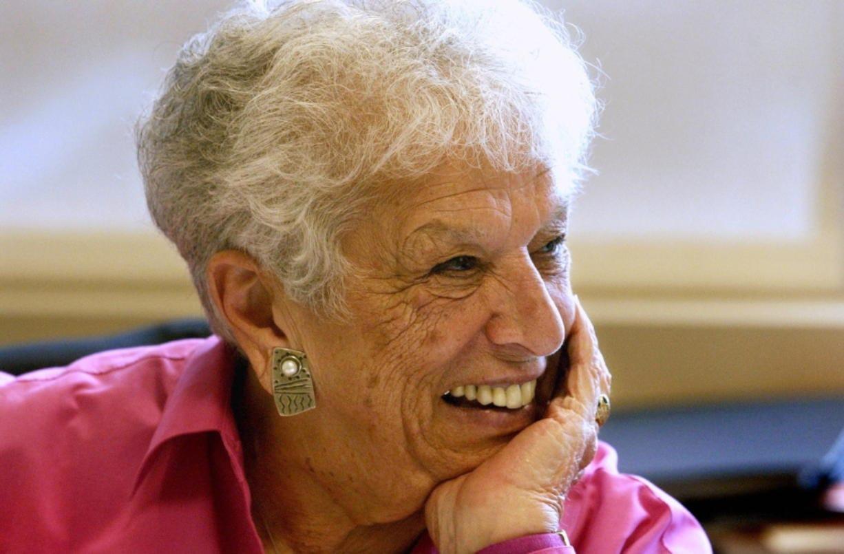 Columbia Sportswear Chairwoman Gert Boyle passes away at 95