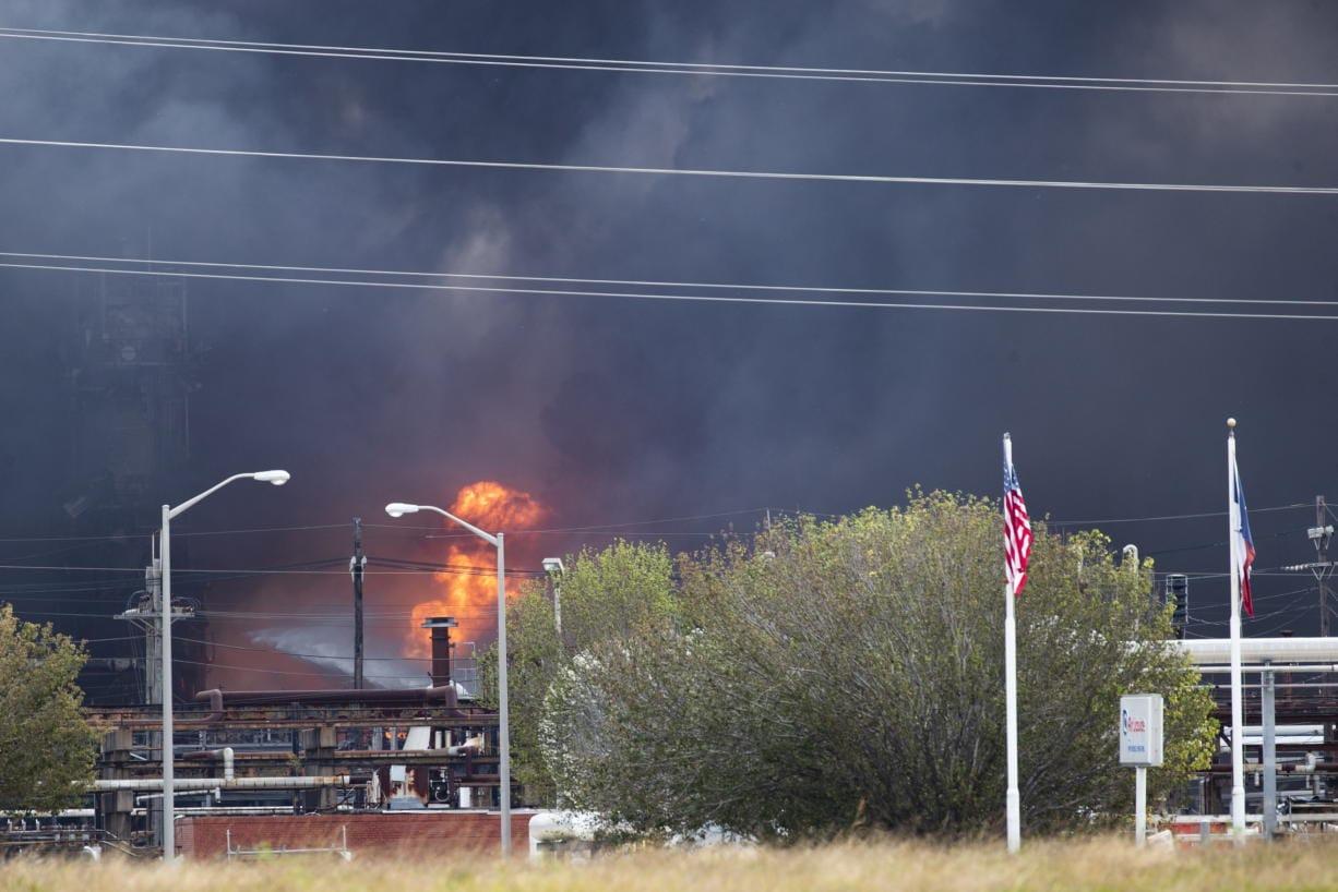 houston explosion - photo #24