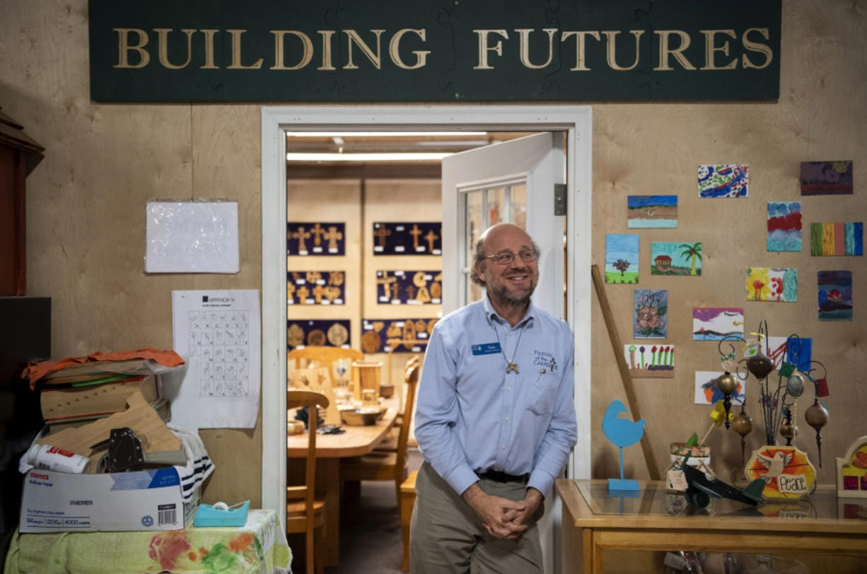 Executive Director Tom Iberle has announced plans to step down from Friends of the Carpenter, a faith-based nonprofit that involves people in woodworking.