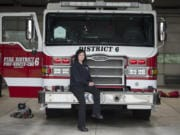 """Clark County Fire District 6 Chief Kristan Maurer said the area her staff covers is """"growing exponentially, and in order to maintain a quality level of service, we need funding. It's important to us to keep response times down."""