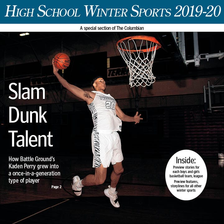 This story is part of The Columbian's High School Winter Sports 2019-20 preview section.