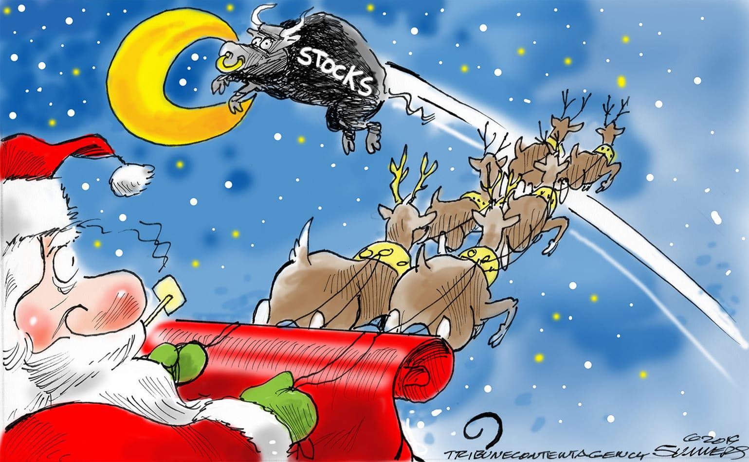 Dec. 21: Wall Street