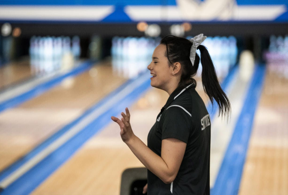 For Skyview junior McKenzie Sparano, bowling has always been a family affair.