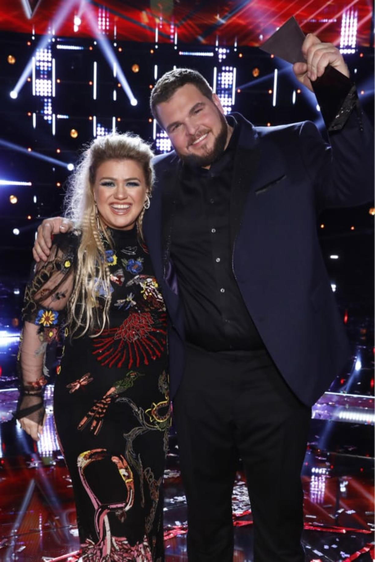 Winner of the voice 2019