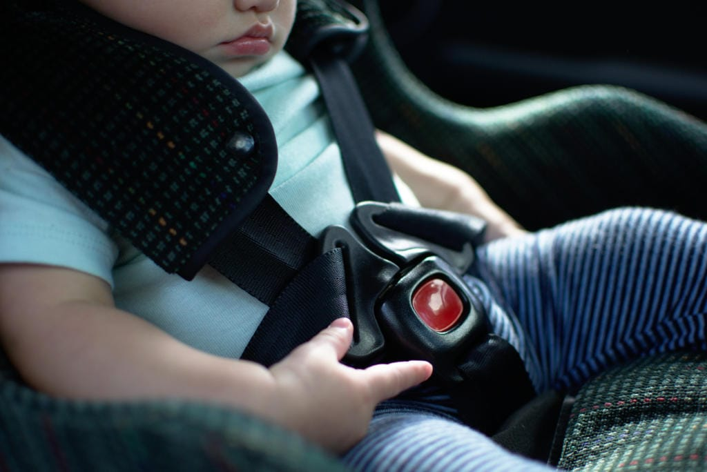 Governor Jay Inslee approved updated regulations on car and booster seat use, which go into effect Jan. 1.