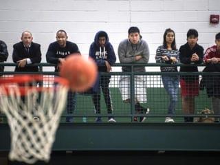 Union vs. Evergreen Basketball