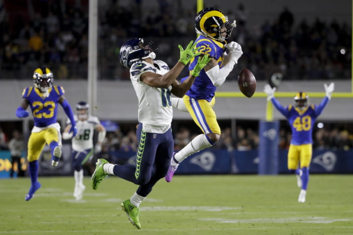 Seahawks Hope This Late Stumble Leads To Another Playoff Run Columbian Com