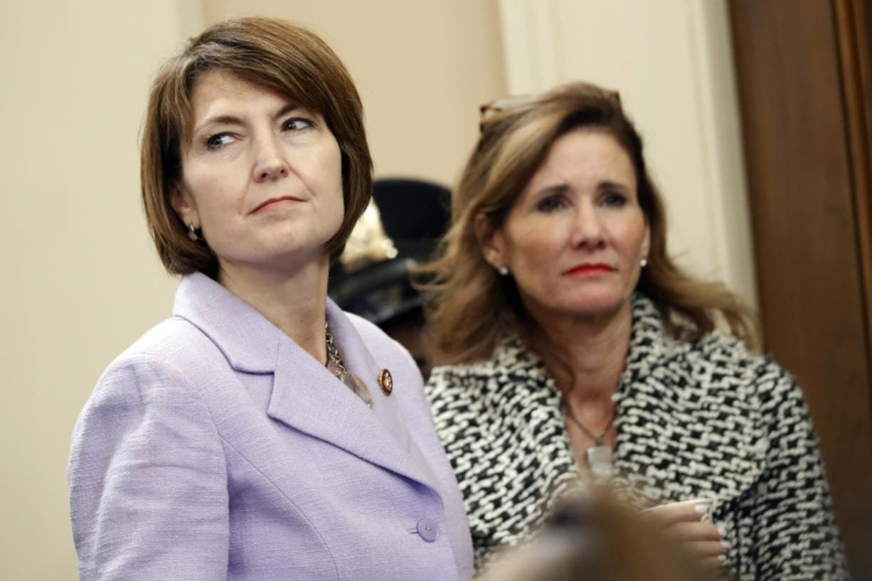 McMorris Rodgers to give GOP response to Obama speech