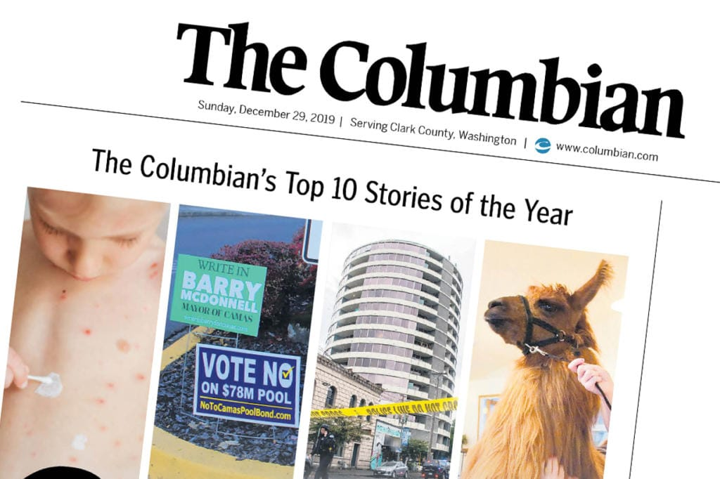 (The Columbian files)