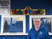John Morrison has returned as CEO and manager of the Clark County Fair after retiring from the job in 2018 after a decade in the position.