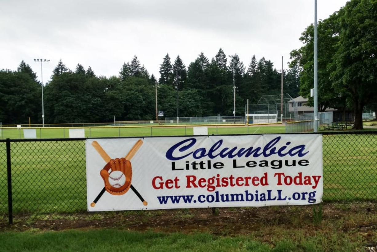 Signups for youth ball throughout Southwest Washington for spring 2020 are going on now.