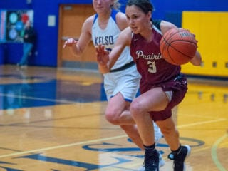 Photos: Prairie girls beat Kelso, 44-29