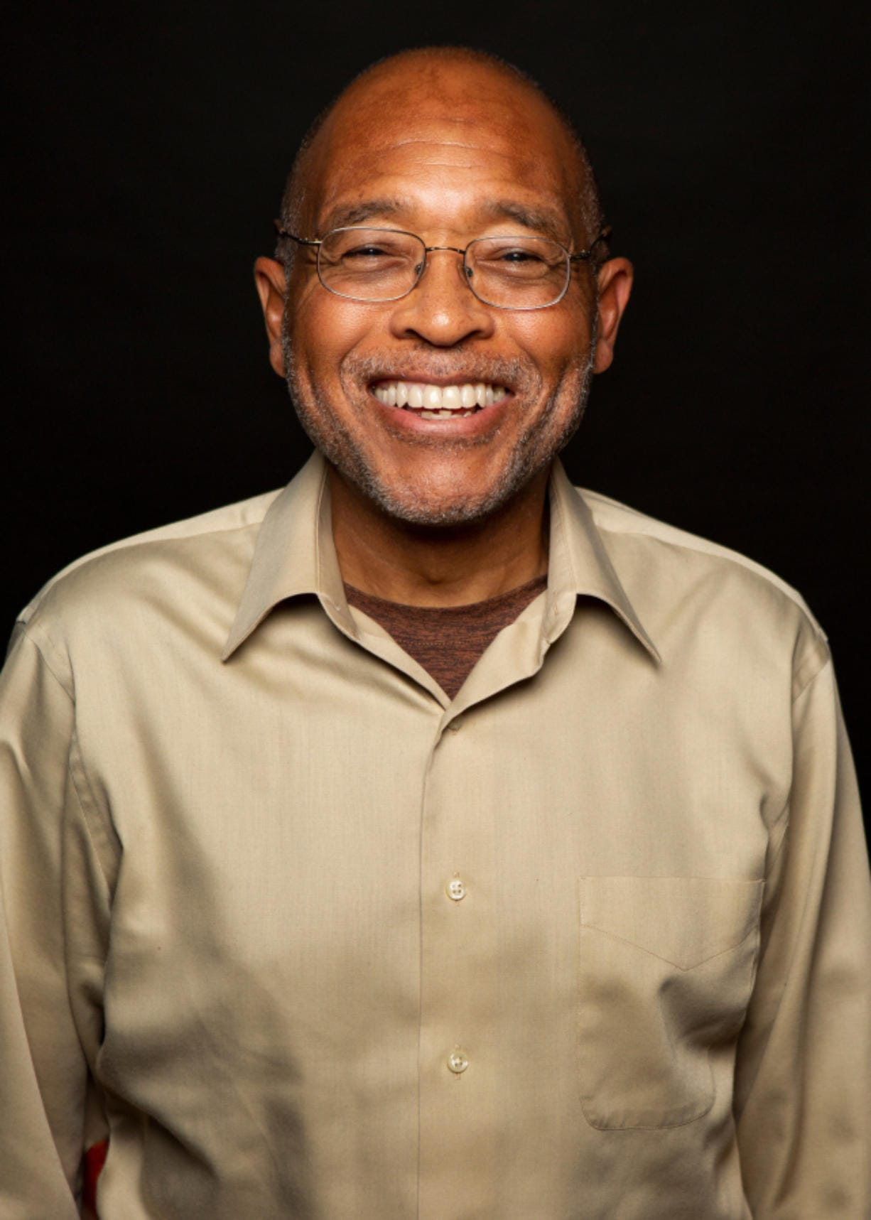 Clyde Ford  (Photo courtesy of Humanities Washington)