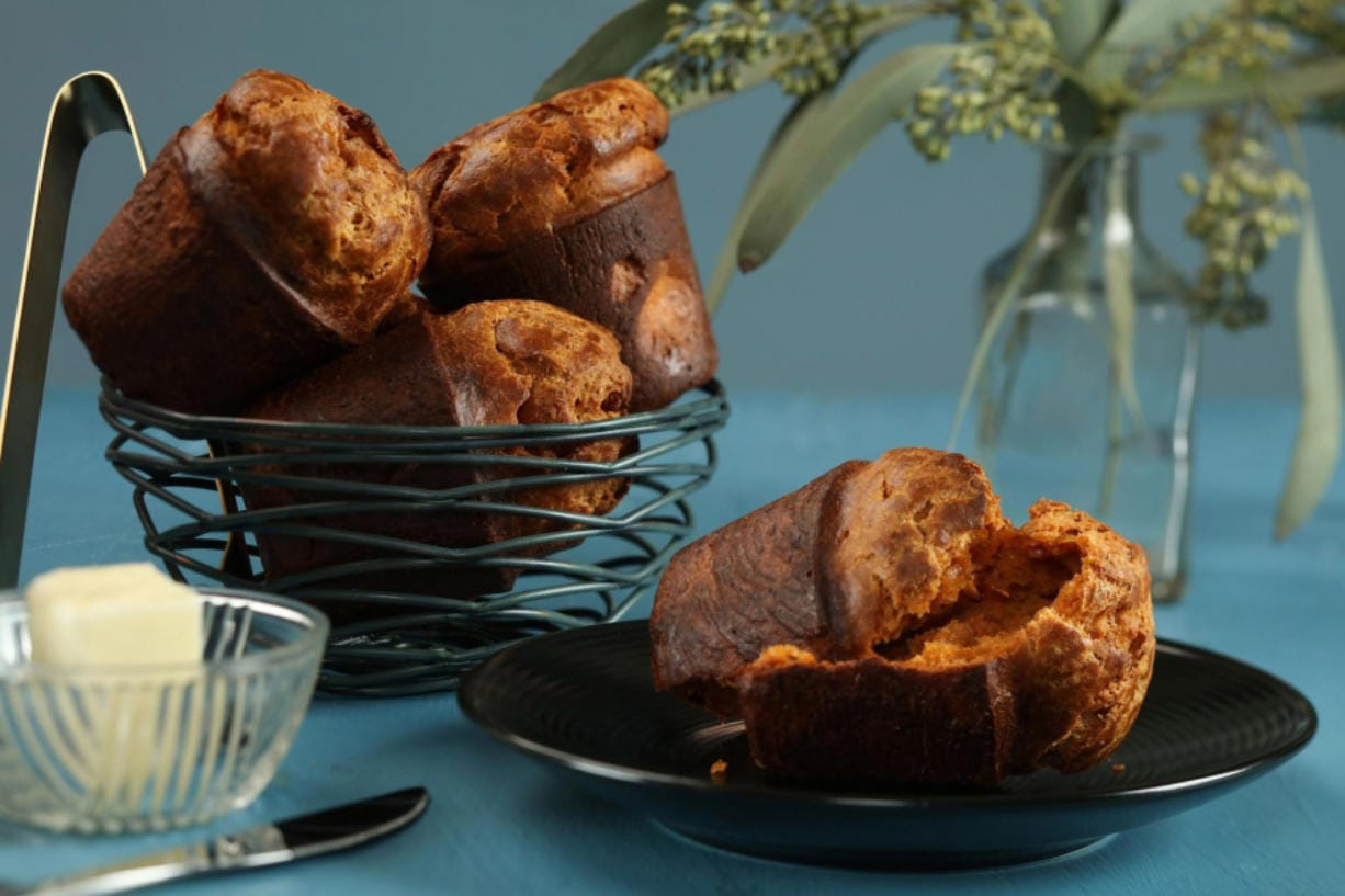 By breaking down the seasoning ingredients in Doritos, you can create a popover the approximates the taste of that craveable snack. (Abel Uribe/Chicago Tribune/TNS)