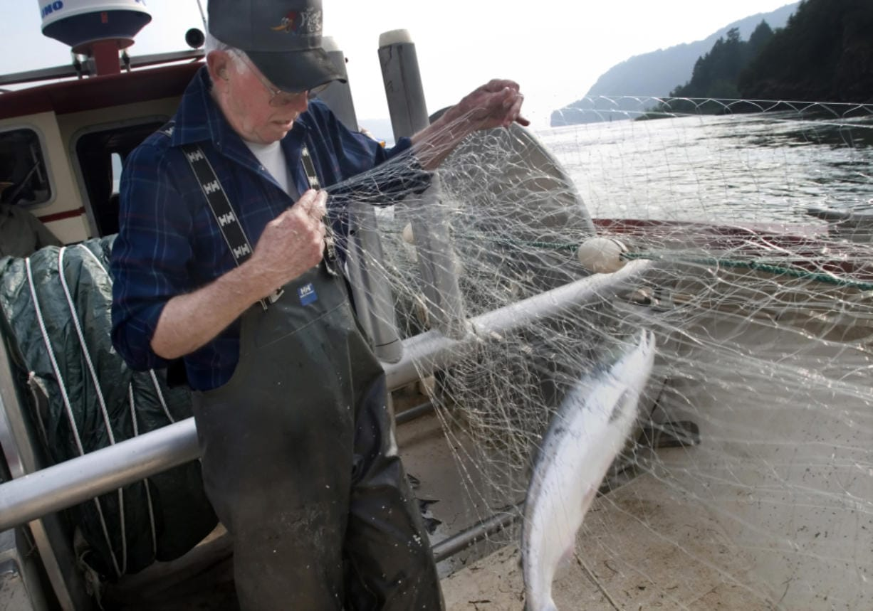 Oregon has suspended work on the contentious review of the Columbia River Reforms. The state's Fish and Wildlife Commission chair Mary Wahl made the decision earlier this month, prompting relief from salmon sport anglers, and angst from the commercial fleet. (Columbian file photo)