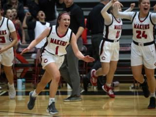 Girls basketball: Union at Camas, Jan. 7